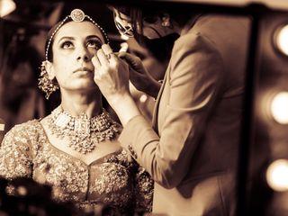 The wedding of Kriti and Siddharth 1