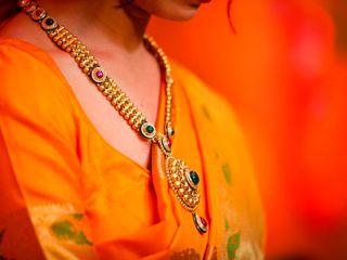 The wedding of Kriti and Siddharth 3