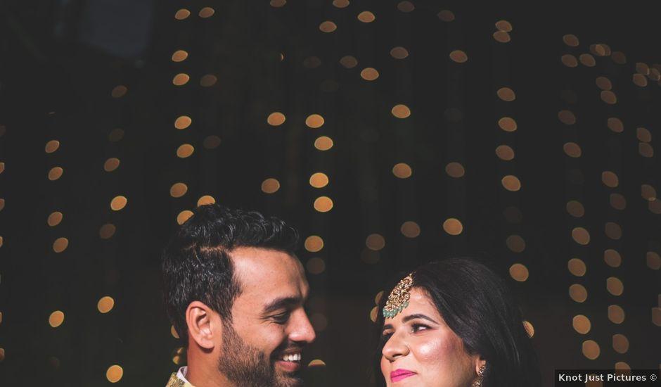 Jyoti and Sunny's wedding in Gurgaon, Delhi NCR