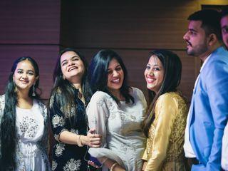 The wedding of Manali and Kanishka 2