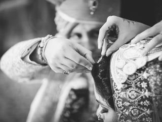 The wedding of Pallavi and Pustav 3