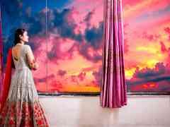 The wedding of Madhuri and Animesh 5