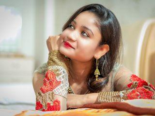 The wedding of Madhuri and Animesh 2