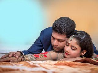 The wedding of Madhuri and Animesh 3