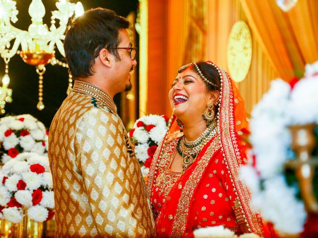 The wedding of Grishma Anand and Suheil Behl