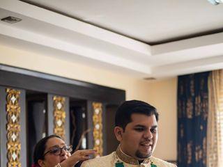 The wedding of Sonali  and Ishan 3