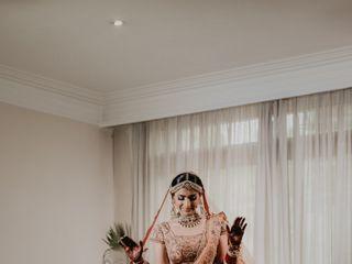 The wedding of Sonali  and Ishan 1