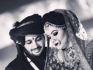 The wedding of Shruti and Shivam 1