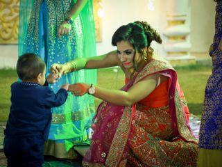 The wedding of kushwant and neha 3