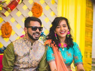 The wedding of Ritika and Yash 1