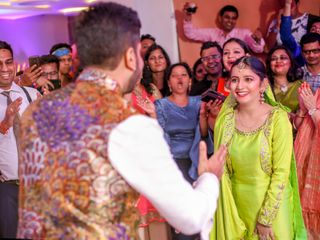 The wedding of Litika and Pratik 3