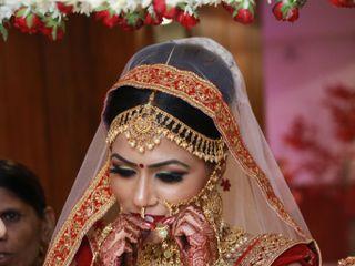 The wedding of VInod and Swati 3