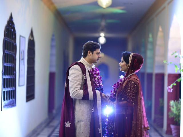 The wedding of Richa and Bhasker