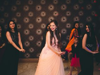 The wedding of Harpreeti and Harkamal 1