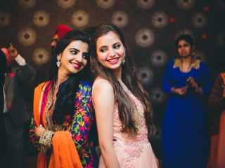 The wedding of Harpreeti and Harkamal 3