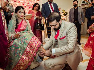 The wedding of Aastha and Kunal 1