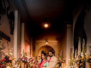 The wedding of Aastha and Kunal 3