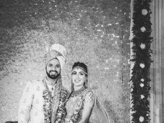 The wedding of Tanvi and Hemant