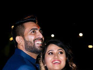 The wedding of Ojaswani and Gaurav 2
