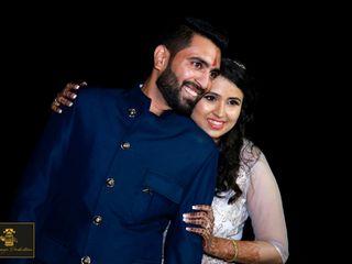 The wedding of Ojaswani and Gaurav 3