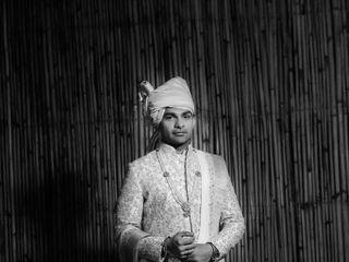 The wedding of Niyati and Rahul 2