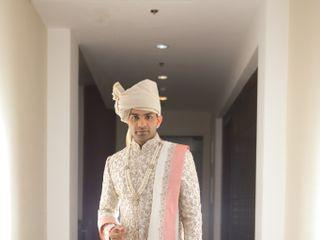 The wedding of Niyati and Rahul 3