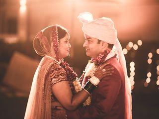 The wedding of Mithilesh and Gaurav 2