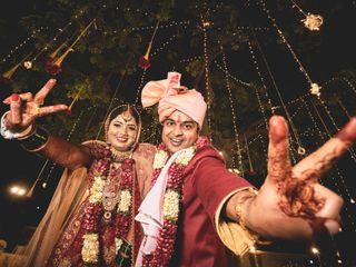 The wedding of Mithilesh and Gaurav