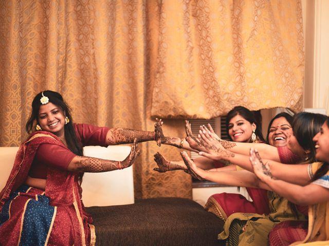 Mithilesh and Gaurav's wedding in South Delhi, Delhi NCR 2