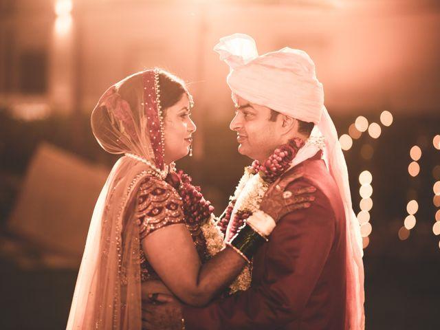 Mithilesh and Gaurav's wedding in South Delhi, Delhi NCR 1