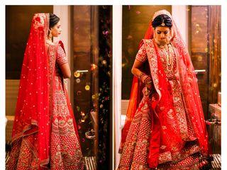 The wedding of Rishabh and Ruchi 1