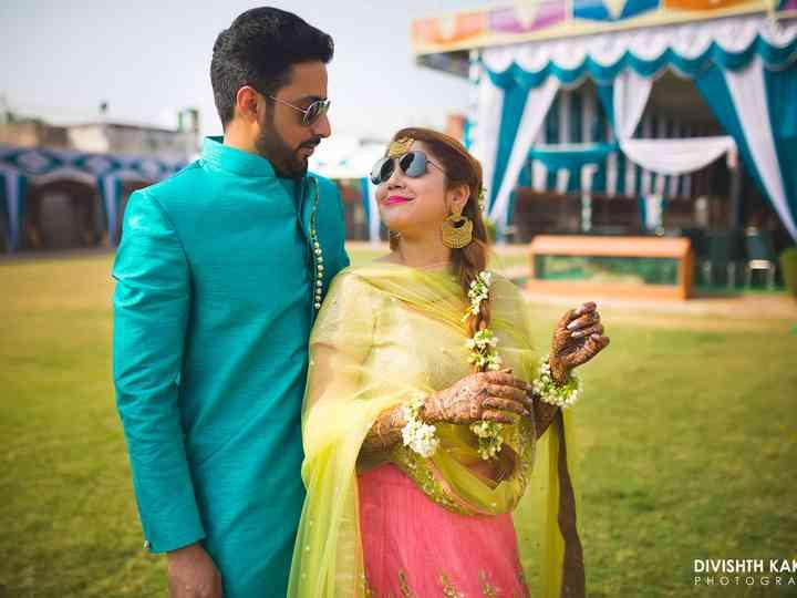 The wedding of Preeyanka and Arjun