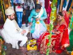 The wedding of Preeyanka and Arjun 1