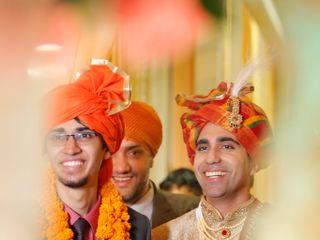 The wedding of Akansha and Anant 1