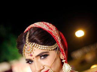 The wedding of Akansha and Anant 2