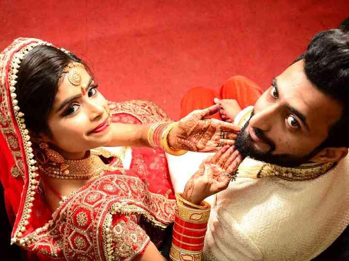 The wedding of Shubham Bhusri  and Ranjita Bhusri