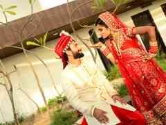 The wedding of Shubham Bhusri  and Ranjita Bhusri 2