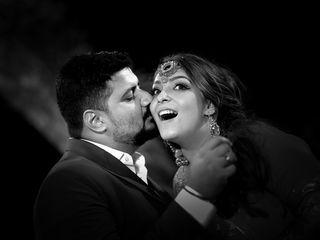 The wedding of Harleen and Vishal 3