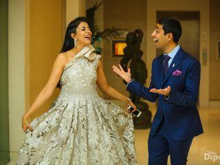 The wedding of Upasana and Sachin 2