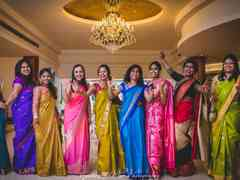 The wedding of Manvitha and Abheet 4