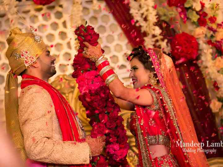 The wedding of Bhawna and Swapnil