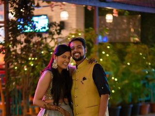 The wedding of Srushti and Jayesh 2