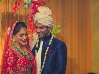 The wedding of Sneha and Ronak