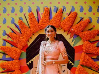 The wedding of Khushboo and Kavish 2