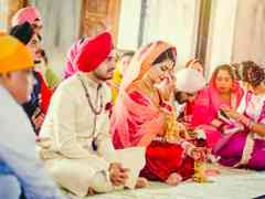 The wedding of Varanjot and Ankit 2