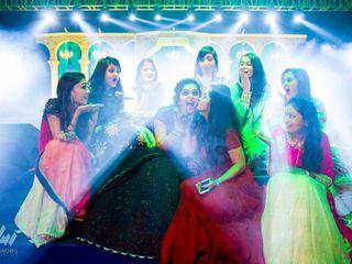 The wedding of Shreya and Tarush 2