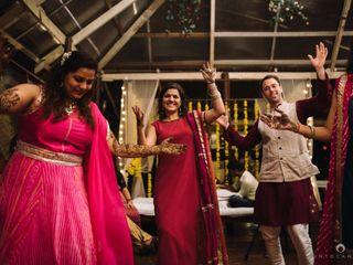 The wedding of Shuchita and Nishant 3