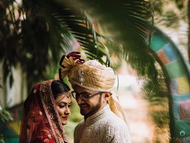 The wedding of Hitechi and Jaynesh