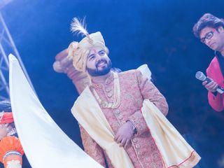 The wedding of Sumedha and Tushar 1