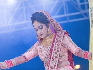 The wedding of Sumedha and Tushar 2
